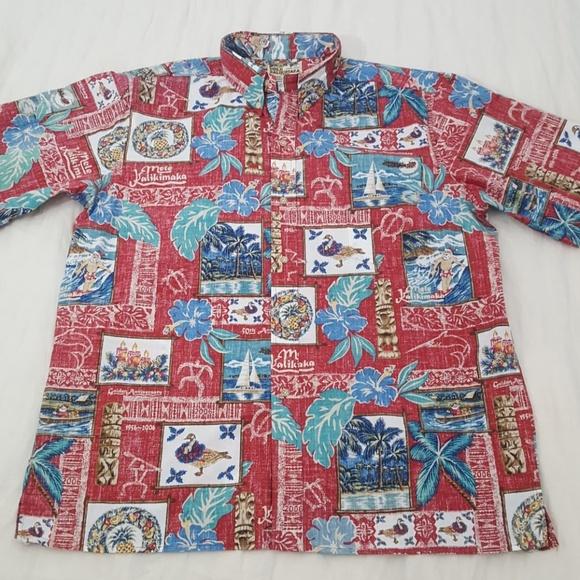 59085780 reyn spooner Shirts | Mele Kalikimaka Limited Issue 2006 Xl | Poshmark